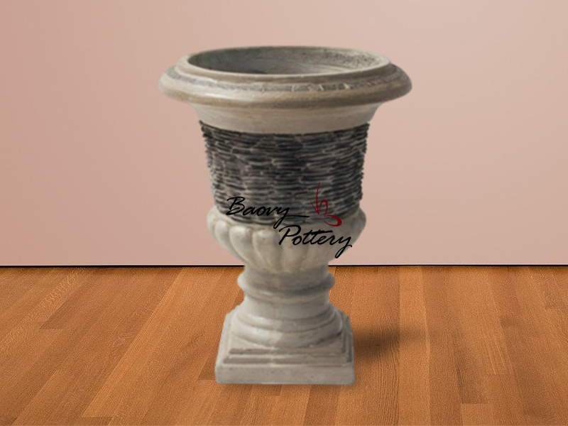 Pebble Urn Planter